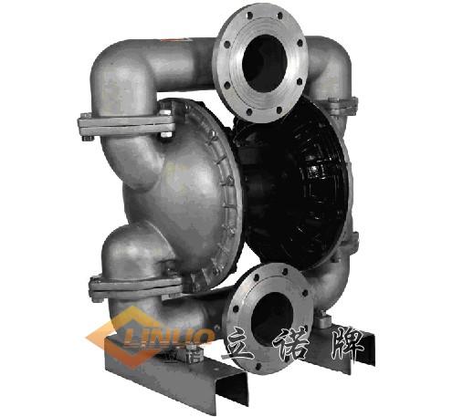 不锈钢qby3-125气动隔膜泵图片
