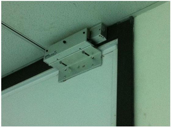 12v磁力锁安装接线图解