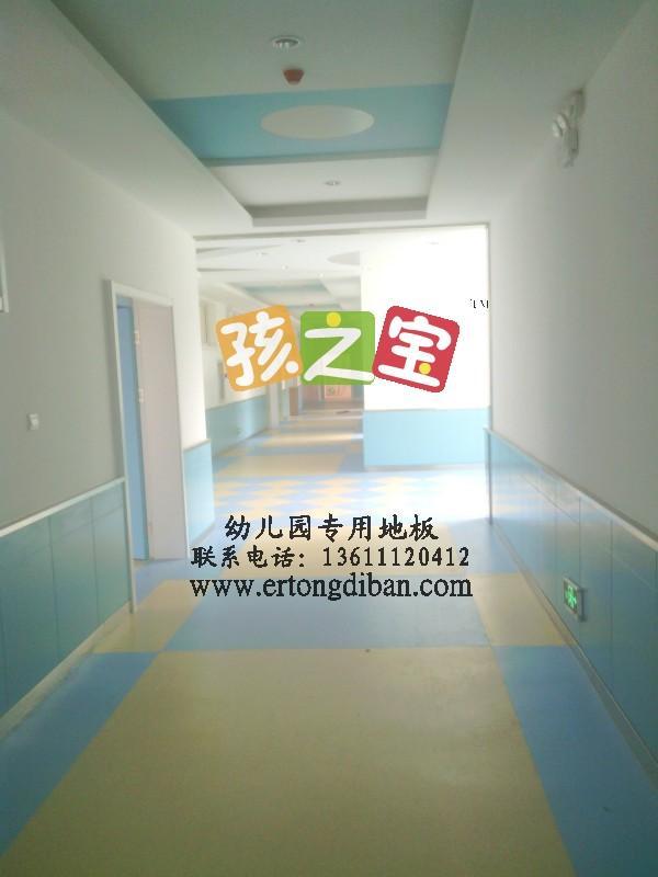 幼儿园老师首选环保地板,暑期装修教室地板