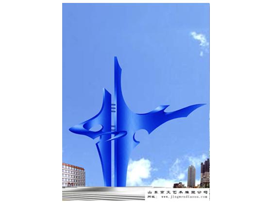 福州雕塑公司 不锈钢雕塑厂 不