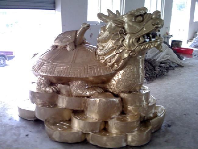 铜雕制作 北京动物铜雕专业设计制作