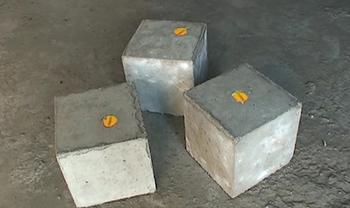混凝土试块试验台账_请问混凝土试块抗压强度试验加载速度有什么规定