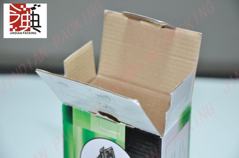 纸箱子手工制作房子教程