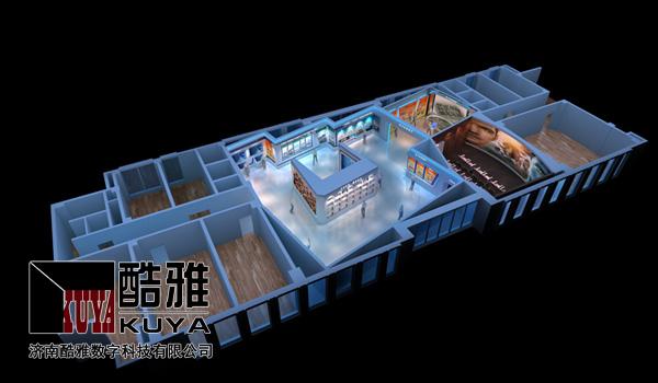 房地产数字展厅设计 4006062005