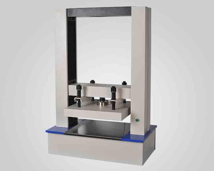 瓦楞纸箱抗压试验机,纸箱抗压机操作注意事项图片