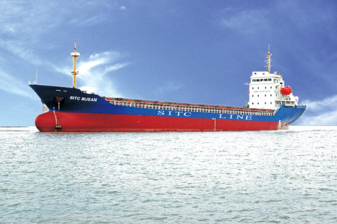 上海货运到广州集装箱门到门海运物流服务