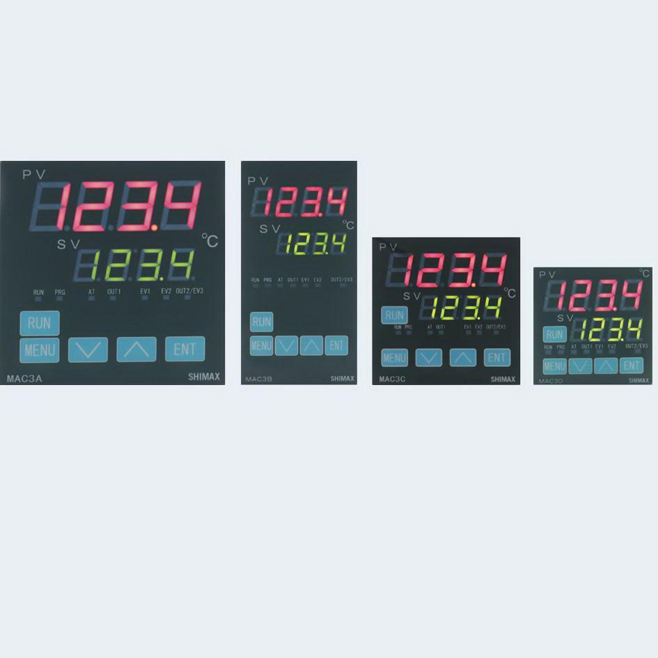 mac3d数字调节器mac3d智能控制器mac3d温控器
