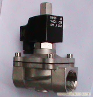 solenoid valve characteristic:  1采用直动式膜片结构无压力启动,扩
