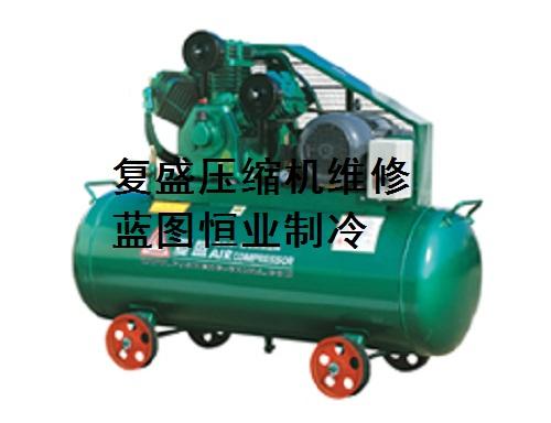 13)开机前,请确认压缩机的吸排气截止阀都处于全开状态.图片