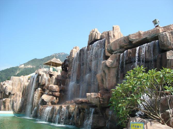湘潭塑石假山施工
