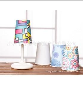 小台灯,当杯子爱上灯…一个普通纸杯经艺术设计图片