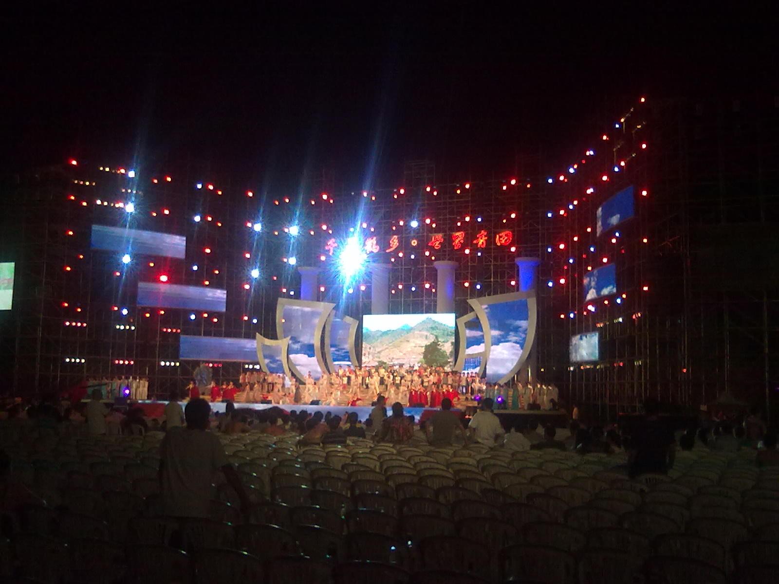 上海大中小型演唱会设备租赁图片