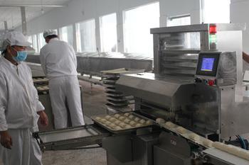 山东馒头生产线图片