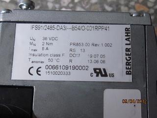 百格拉交流伺服电机DSM4-11.1-2无锡青岛维修销售