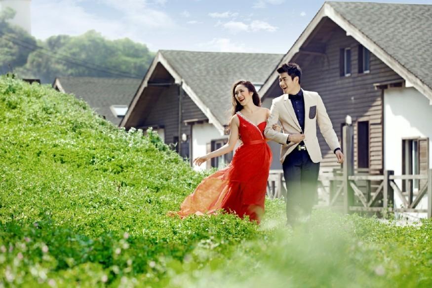 扬州婚纱摄影机构 扬州写真拍摄 扬州皇家新娘摄影