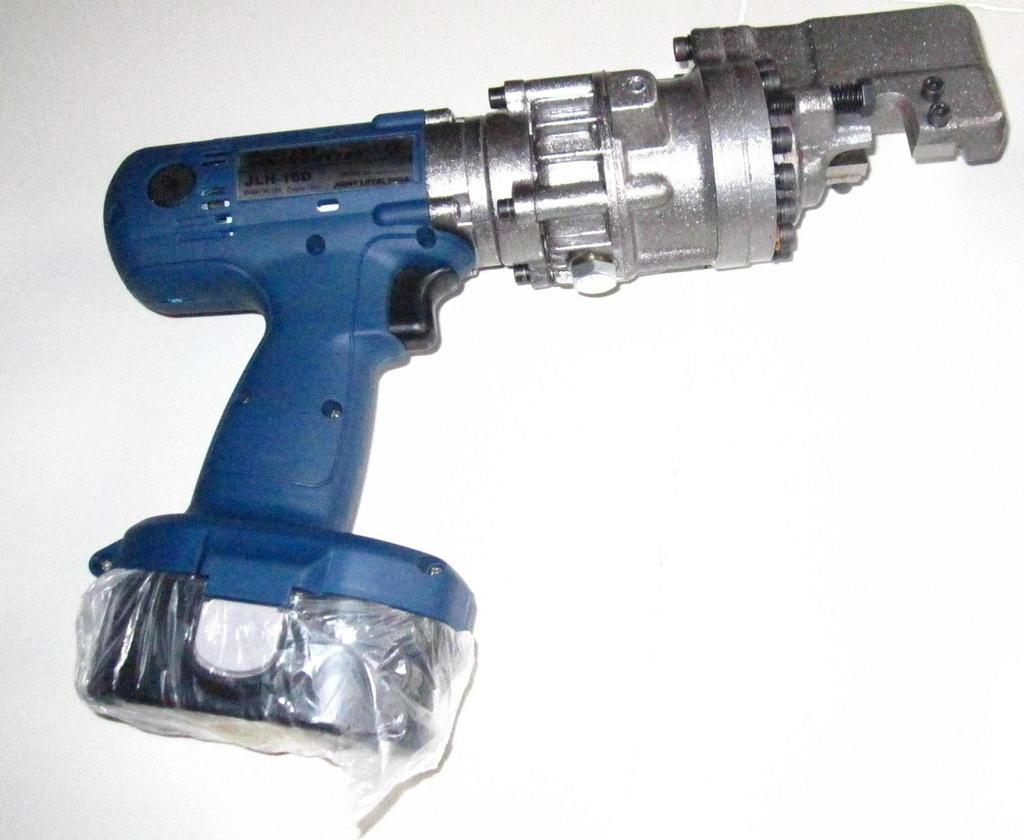 手持式钢筋速断器价格   手持式钢筋速断器自带电池液压泵,简单易用图片