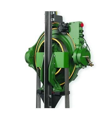 供应通力电梯mx18主机制动器_电梯曳引机供应咨询