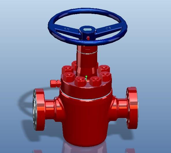 •根据用户要求配备各种规格的气(液)动驱动器.