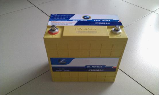 锂铁电池的图片