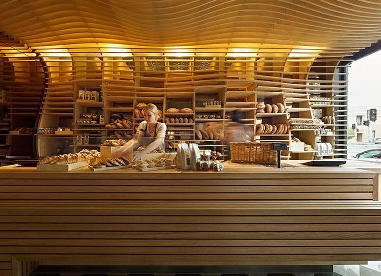 长沙面包店装修 长沙面包店装饰设计 就找长沙铭家装饰图片