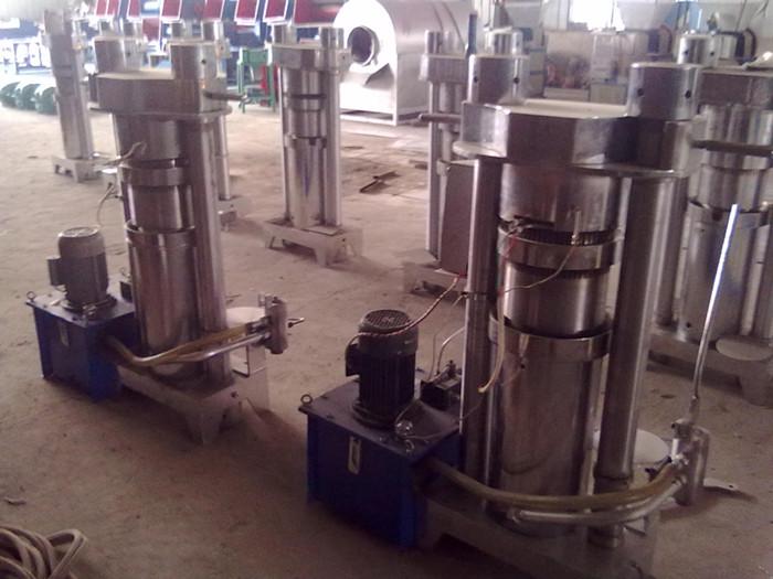 ;先进液压泵站图片