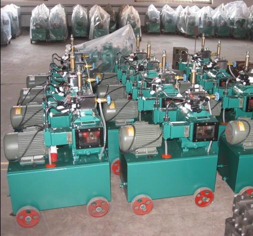 ④试压泵以外的管路也可以安装截止阀和放水阀,与容器隔断,使图片