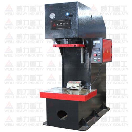60吨单柱液压机_60吨单柱液压机价格图片