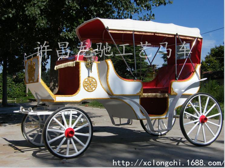 龙驰-欧式观光车1图片