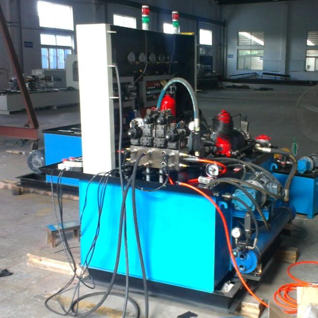 数控机床液压泵站,上海液压设备公司图片
