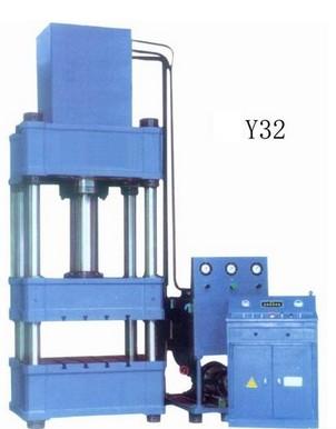 小型四柱液压机_小型四柱液压机价格图片