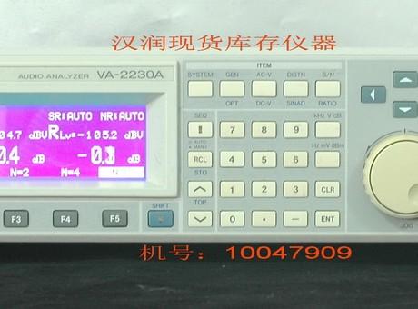 二手VA-2230A_VA2230现货110K音频分析仪
