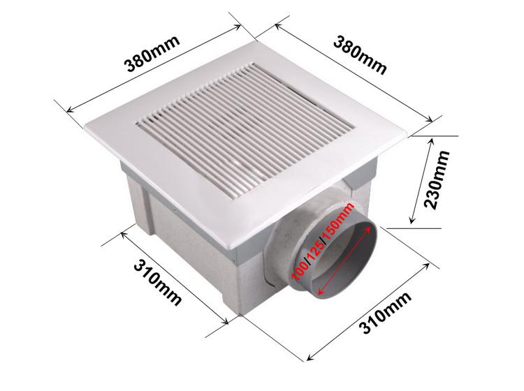 新风衣柜换气净化标准通风箱系统净化器空气大系统的传统高度图片