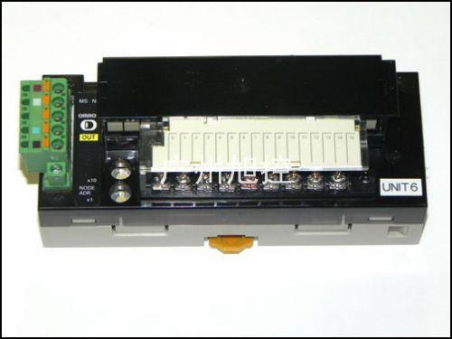 欧姆龙plc 漏型接线图