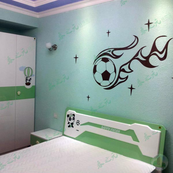 无论是卧室,客厅还是儿童房,春之元硅藻泥都会凭借其多变的色彩,讨巧