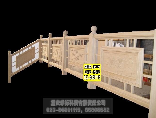 凉亭防腐木别墅中式碳化门窗栏杆表示木栅栏围墙cad怎么什么仿古图片