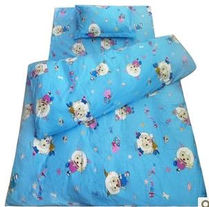 供应南宁幼儿园被套 南宁幼儿园床上用品 儿童棉被6