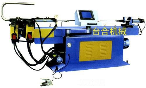 sw,sg系列弯管,缩管,切管等管材加工设备,其中液压系统阀采用国际著名
