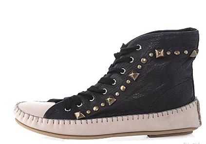 男鞋款式设计 鞋子材质分析