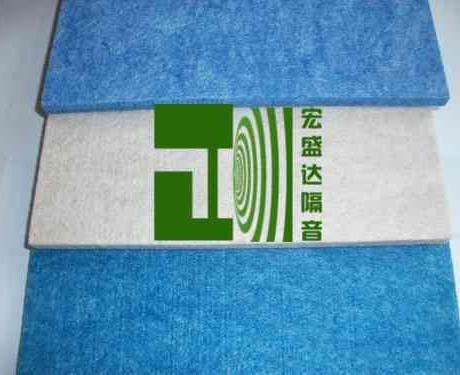 山东装饰吸音板 9mm聚酯纤维吸音板