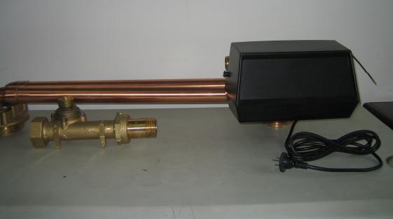 """阀详细技术参数如下:   材料为黄铜, 进出水管径为   1-1/2""""f 排水口图片"""