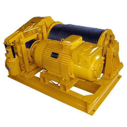 卷扬机包括建筑卷扬机,同轴卷扬机     主要产品有:jm电控慢速大