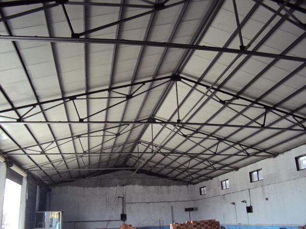 黑龙江省肇东市彩钢房钢结构活动板房保温大绷等