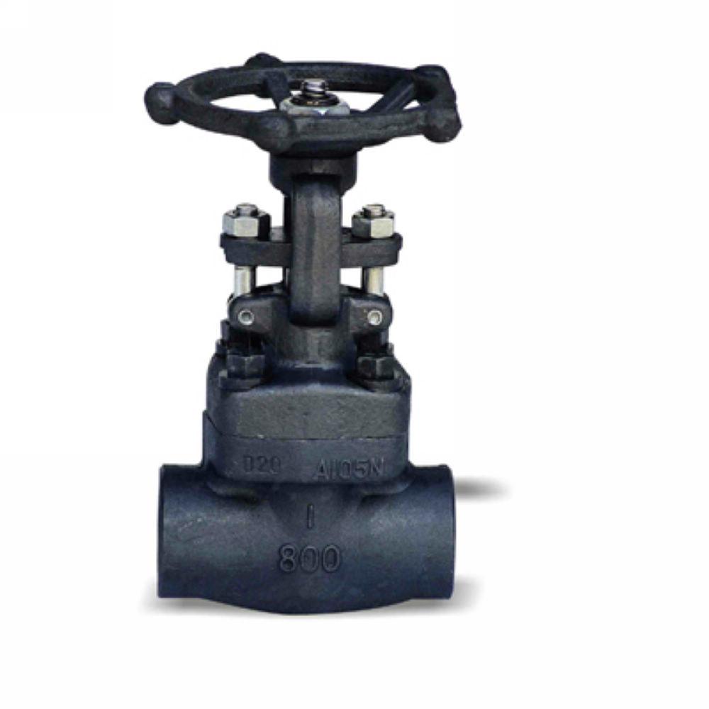 美标锻钢承插焊闸阀 产品型号:z61h/z61y 工作压力:150lb-800lb /pn16图片