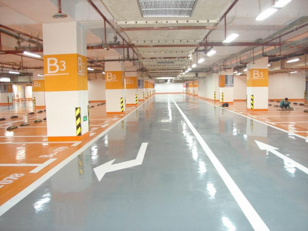 滨州邹平县如何选择地坪漆及环氧地坪哪家好图片