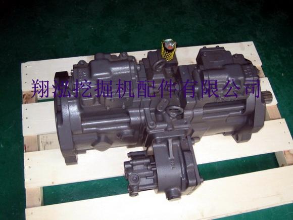 神钢挖掘机液压泵图片