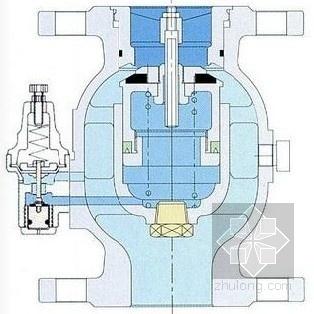 可调式减压阀垂直安装分享展示图片