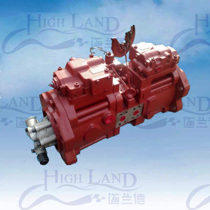 专业维修日本挖掘机液压泵图片
