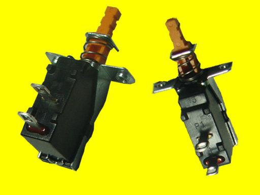 三档电暖器分路控制按键开关