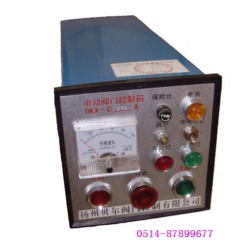 该控制箱 与电动阀门配套后广泛地应用于使用管道阀门的给排水,供热图片