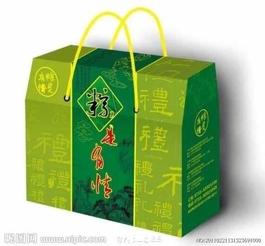 纸盒包装图案设计